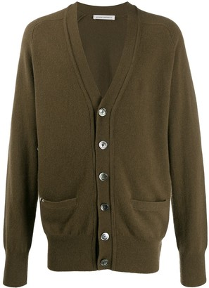 Extreme Cashmere Longline Knit Cardigan
