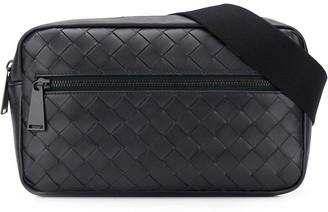 Bottega Veneta Intrecciato weave belt bag