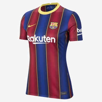Nike Women's Soccer Jersey FC Barcelona Women 2020/21 Stadium Home