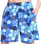 Godsen Men's Knit Lounge/Sleep Shorts Sport Boardshorts (M, )