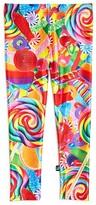 Terez Girls' Candy Print Leggings - Sizes 7-16