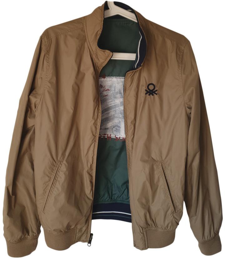 Boys Giubbotto Jacket United Colors of Benetton Z6ERJ
