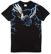 Diesel Boys' Lightening Bolt Graphic Tee - Sizes 8-16