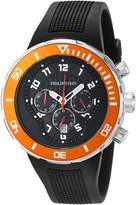 Philip Stein Teslar Men's 33-XOR-RB Active Extreme Analog Display Japanese Quartz Watch