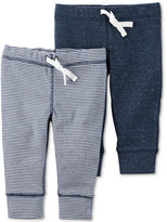 Carter's 2-Pk. Drawstring Pants, Baby Boys (0-24 months)