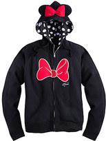 Disney Minnie Mouse Zip Hoodie for Women