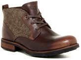 UGG Brompton Tweed Lace-Up Boot
