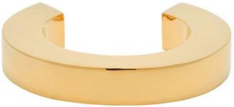Uncommon Matters Gold Aperture Bracelet