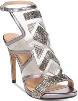 Thalia Sodi Regalo Embellished Sandals, Only at Macy's