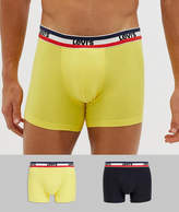 Levis Levi's 2 pack sports logo trunks