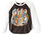 Junk Food Clothing The Who Baseball Tee