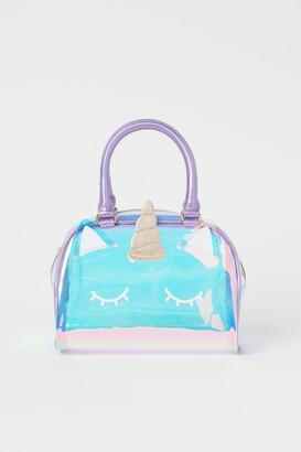 H&M Shimmery Unicorn Bag