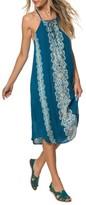 O'Neill Women's Nicole Lace-Up Midi Dress