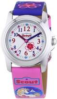 Scout Girls Watch Analogue Plastic Quartz 280301010