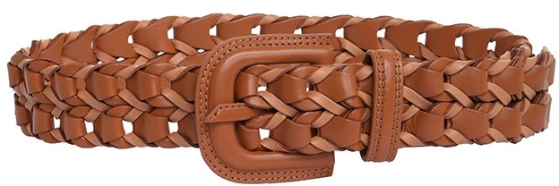Zimmermann Interwoven Leather Belt