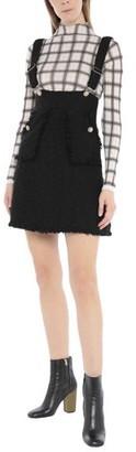 Edward Achour Overall skirt