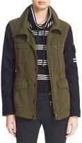 Veronica Beard Women's Skyline Combo Army Jacket