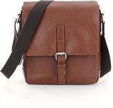 Fossil Davis Leather Small Tablet Messenger Bag