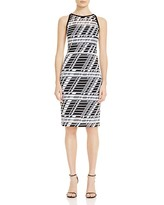 Parker Timber Illusion Dress