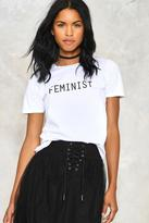 Nasty Gal nastygal I am Woman Tee