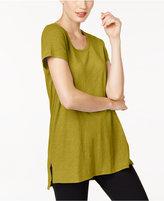 Eileen Fisher Organic Cotton Tunic, Regular & Petite