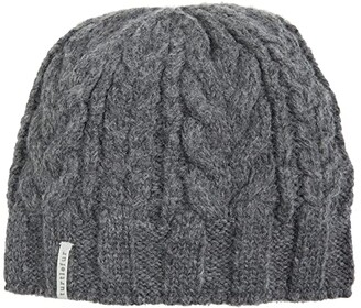 Turtle Fur Recycled Sky Beanie (Charcoal) Knit Hats