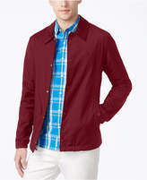 Original Penguin Men's Snap-Front Jacket