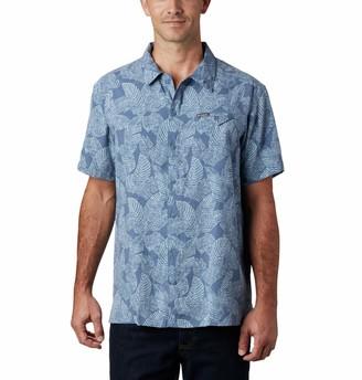 Columbia Men's Lakeside Trail Short Sleeve Shirt