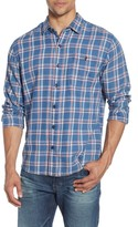 The Normal Brand Frankfort Regular Fit Plaid Flannel Button-Up Shirt