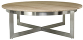 Safavieh Couture Irma Round Cocktail Table