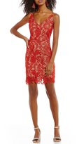 GB Social All-Over Lace Dress