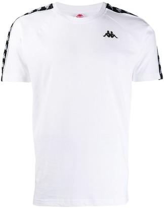 Kappa printed logo T-shirt