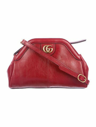 Gucci 2019 Small Re(Belle) Crossbody Bag gold