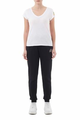 A X Armani Exchange Women's Cotton Sweatpants