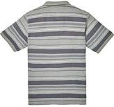 Ellesse Novazzi Engineered Stripe Polo Long