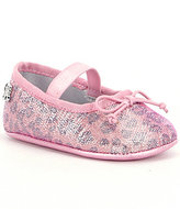 Jessica Simpson Girls' Elsie Crib Shoes