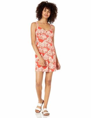 Obey Womens Montrose Dress Casual Dress