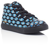 AKID Boys' Anthony Evil Eye Lace Up Sneakers - Walker, Toddler, Little Kid