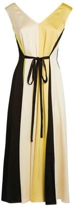 Stine Goya Yara Colour-Block Dress