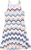 Epic Threads Printed Skater Dress, Big Girls, Created for Macy's