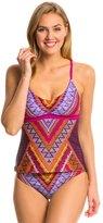 Prana Women's Panama Cyra Tankini Top 8136352