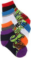 Nickelodeon Teenage Mutant Ninja Turtles Infant & Toddler No Show Socks - 5 Pack - Boy's