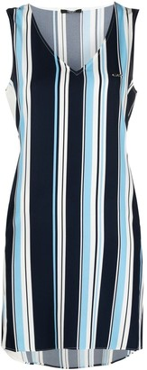 Liu Jo Stripe Print Shift Dress
