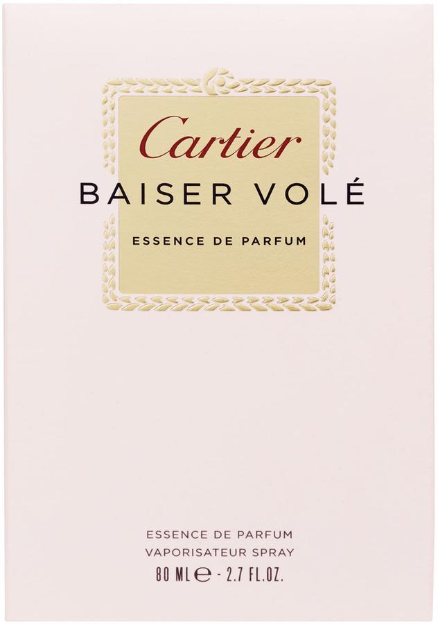Cartier Fragrance Baiser Vole Essence de Parfum, 2.6 fl.oz.
