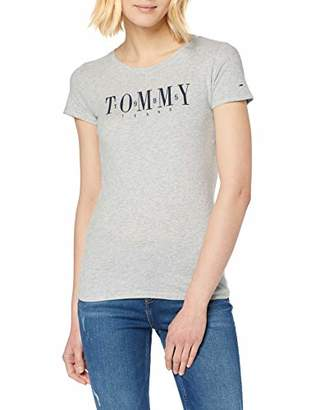Tommy Jeans Women's TJW Casual Tommy TEE T-Shirt,M
