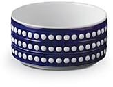 L'OBJET Perlee Bleu Deep Serving Bowl, Small