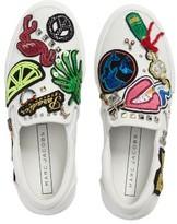 Marc Jacobs Women's Mercer Embellished Slip-On Sneaker