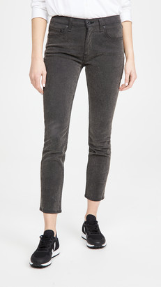 Askk Ny Mid Rise Skinny Jeans