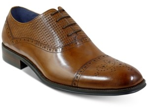 Stacy Adams Men's MacKay Cap-Toe Oxfords Men's Shoes