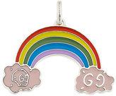 Gucci rainbow charm pendant